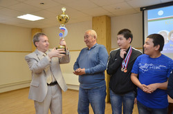 2018. Zelenograd. Russia Deaf Raughts Champ. Juniors 71