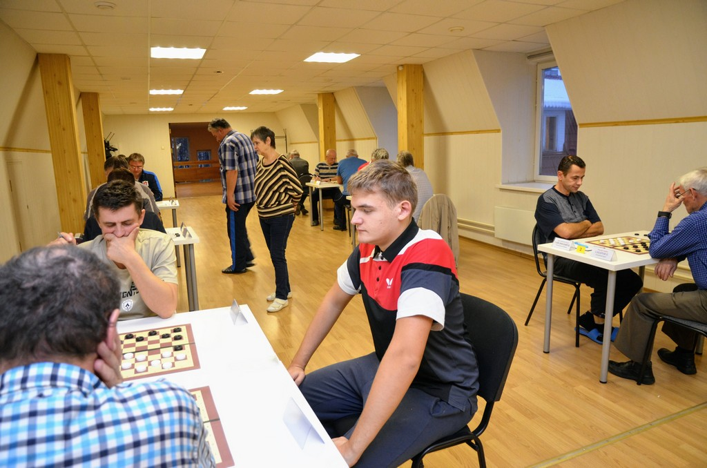 2018. Zelenograd. Russia Deaf Draughts Champ. 34