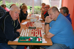 2017. Poddabie. Poland Team Draughts-100 Ch. Blind & Partially Sighted 14