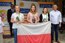 2018. Nidzica. 2nd European Draughts-64 Disabilities Champ. 29