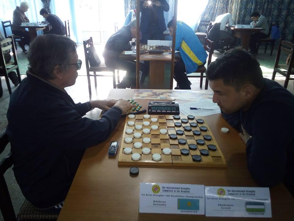 2019. Tashkent. IDCD Asia Ch. 023