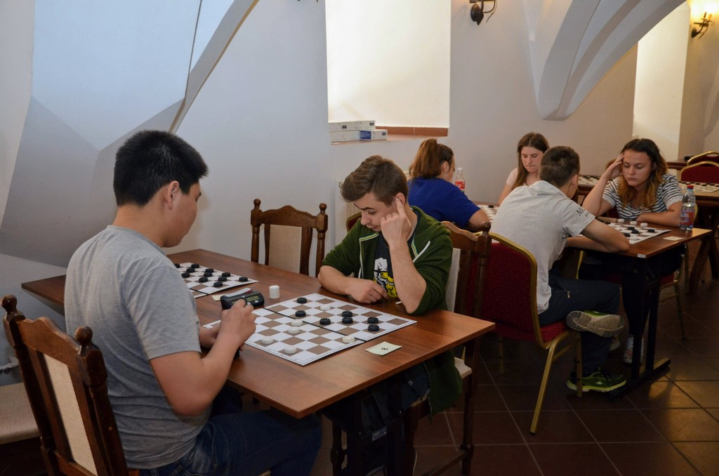 2018. Nidzica. 2nd European Draughts-64 Disabilities Champ. 68