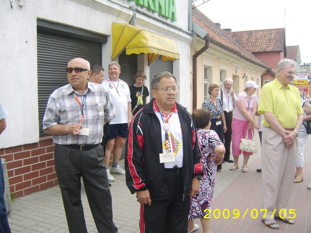 2009. Milakowo-Morag. World Draughts-64 Blind and Partially Sighted 003