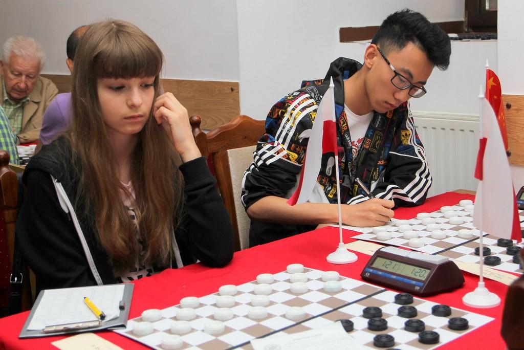 2017. Nidzica. Polska Gra Open 100