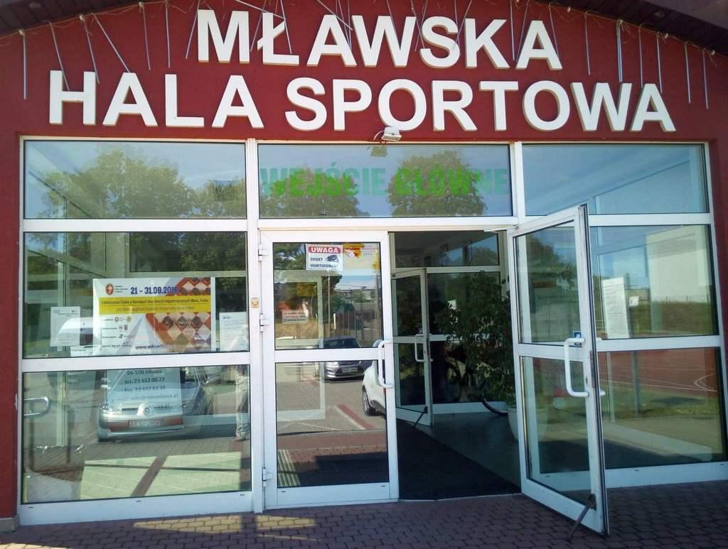 Mlawska Hala Sportowa