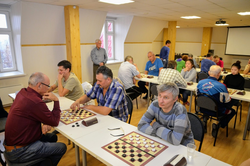 2018. Zelenograd. Russia Deaf Draughts Champ. 78