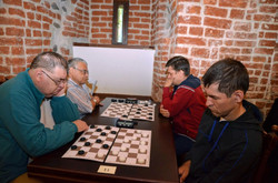 2018. Nidzica. 2nd European Draughts-64 Disabilities Champ. 76