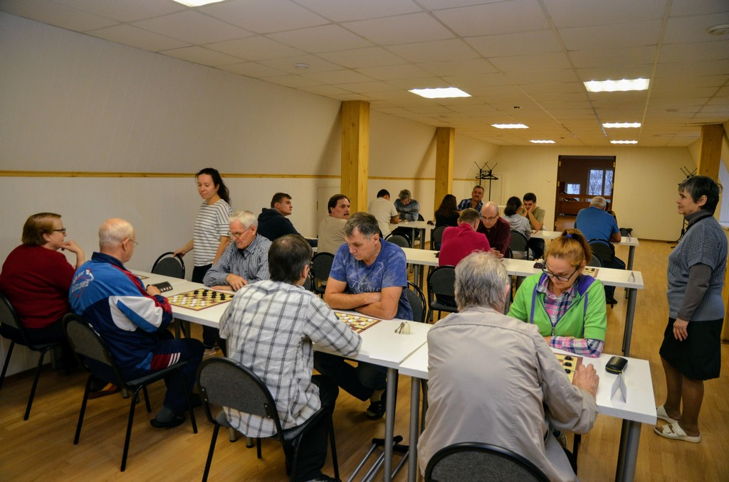 2018. Zelenograd. Russia Deaf Draughts Champ. 67