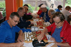 2017. Poddabie. Poland Team Draughts-100 Ch. Blind & Partially Sighted 15