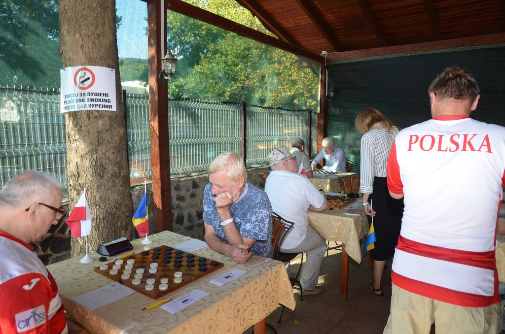 2017. Kranevo. IDCD Draughts-100 Disabilities Ch. 005