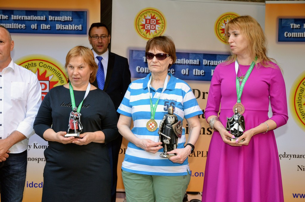 2018. Nidzica. 2nd European Draughts-64 Disabilities Champ. 16