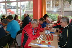 2017. Poddabie. Poland Team Draughts-100 Ch. Blind & Partially Sighted 12