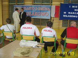 2009. Milakowo-Morag. World Draughts-64 Blind and Partially Sighted 004