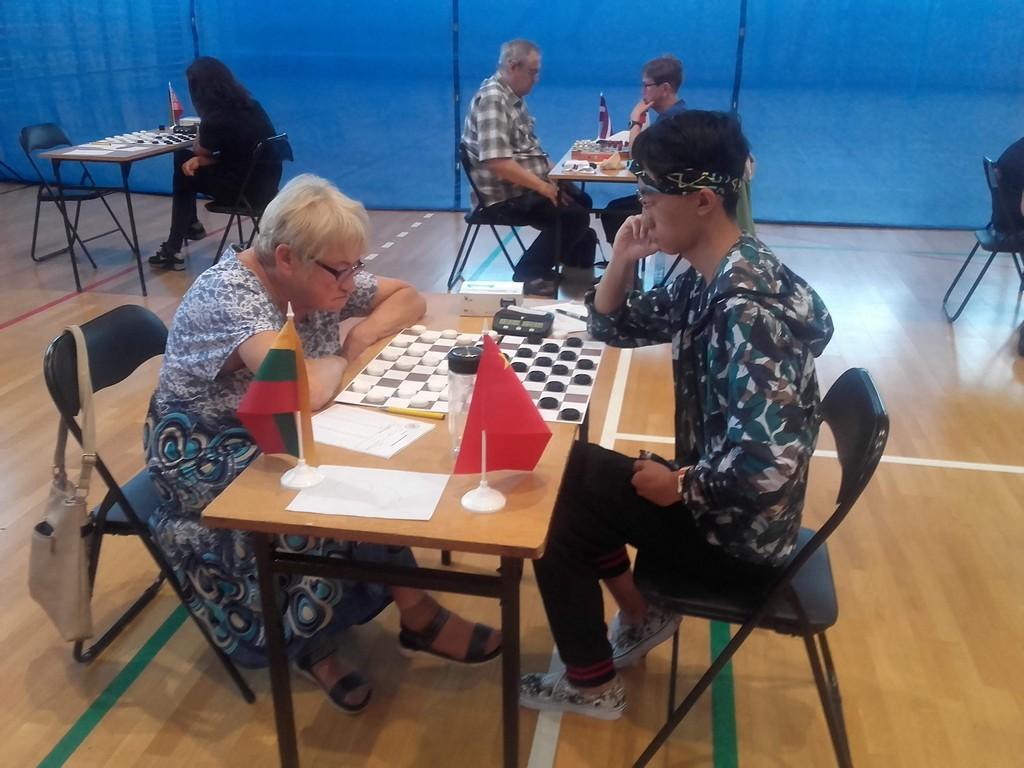 2018. Zuromin. Polska Gra Open 1