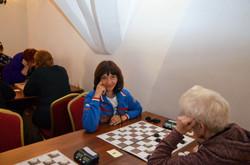 2018. Nidzica. 2nd European Draughts-64 Disabilities Champ. 69