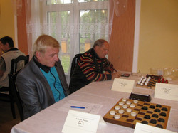 2011. Mlawa. World Draughts-64 Blind and Partially Sighted 006