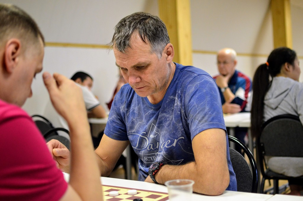 2018. Zelenograd. Russia Deaf Draughts Champ. 81
