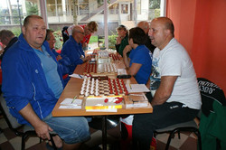 2017. Poddabie. Poland Team Draughts-100 Ch. Blind & Partially Sighted 2