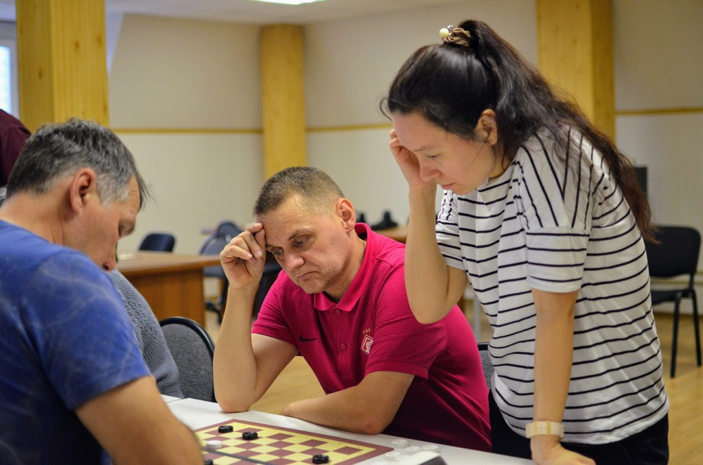 2018. Zelenograd. Russia Deaf Draughts Champ. 82