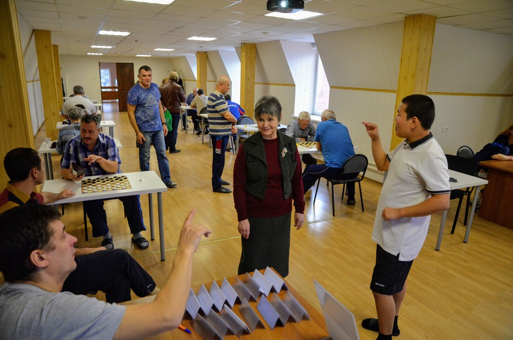 2018. Zelenograd. Russia Deaf Draughts Champ. 55