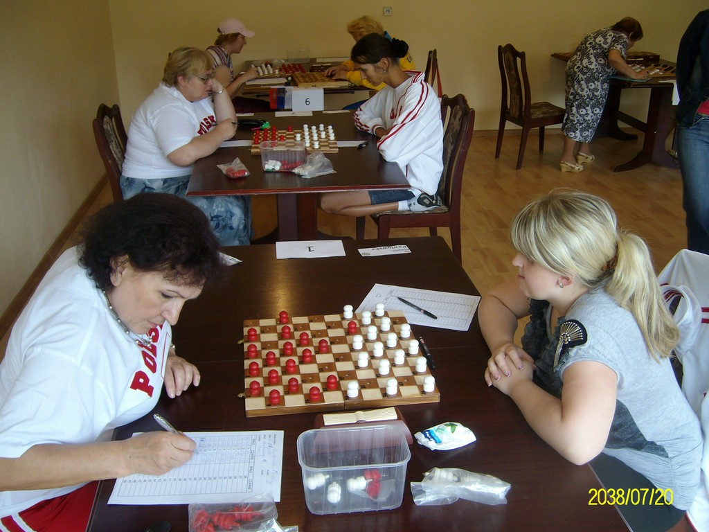 2017. Jarnoltowek. EC Of The Blind and Partially Sighted in Draughts-100 00015