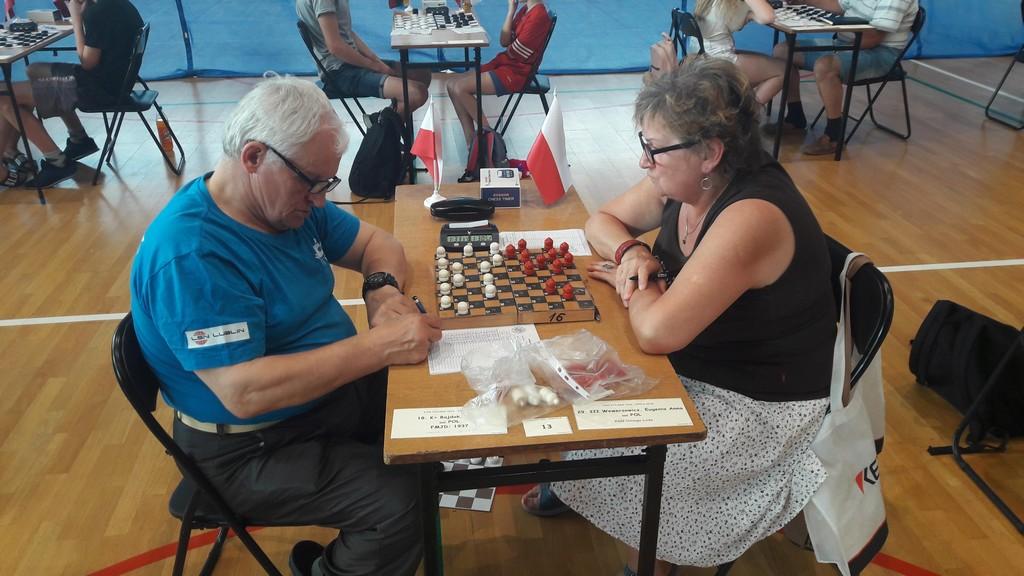 2018. Zuromin. Polska Gra Open 20