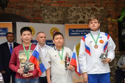 2018. Nidzica. 2nd European Draughts-64 Disabilities Champ. 53