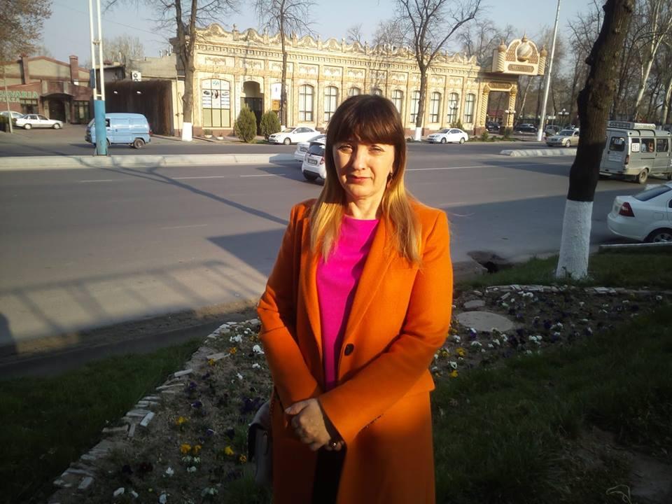 2019. Tashkent. IDCD Asia Ch. 033