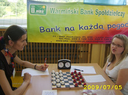 2009. Milakowo-Morag. World Draughts-64 Blind and Partially Sighted 008