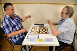 2018. Zelenograd. Russia Deaf Draughts Champ. 8