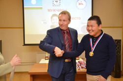 2018. Zelenograd. Russia Deaf Draughts Champ. 132