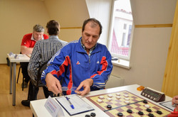 2018. Zelenograd. Russia Deaf Draughts Champ. 14