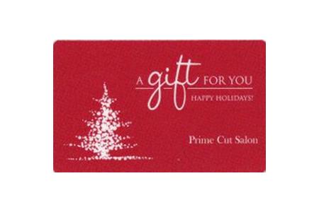 Prime Cut Gift Card $25