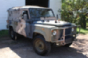 Land Rover repairs Canberra workshop