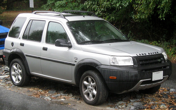 Land Rover Freelander repairs Canberra Workshop
