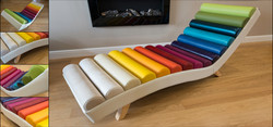 The Multicoloured Day Lounger
