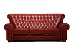 My Chesterfield suite was repaired and cleaned