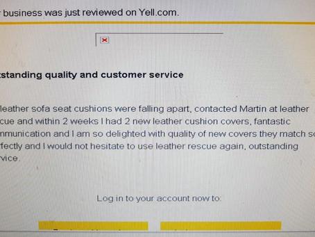 Wow! A Review via Yell.com