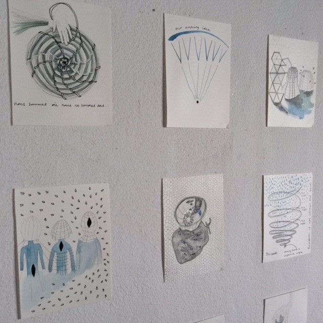 Drawings by Florence Boyd
