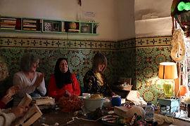 Sefrou studio with Fatima.jpg