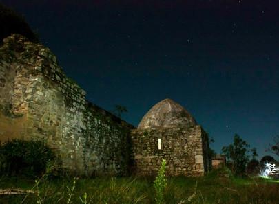 Renewing a pilgrimage path
