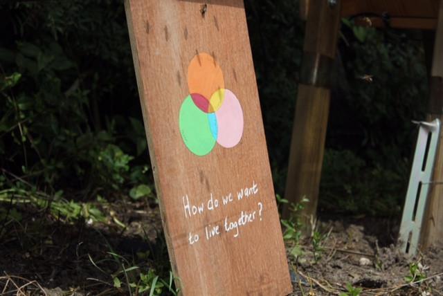 'How Do we work together?' Lydia Heath