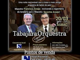 Orquestra Tabajara na Asbac