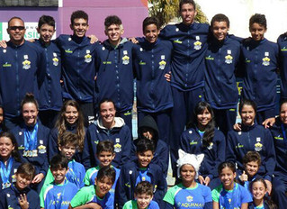 Asbac/Aquanaii Campeã do Campeonato Brasiliense de Inverno 2017