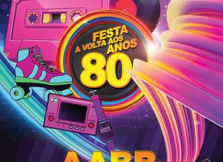 Paulinho Madrugada convida: A Volta aos Anos 80