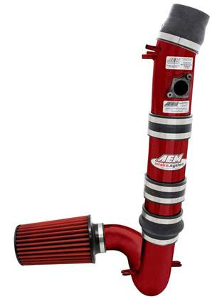 AEM RX8 Cold Air Intake (Red)