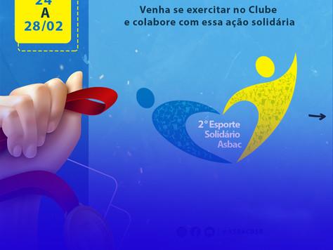 2º Esporte Solidário da Asbac