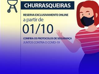REABERTURA GRADATIVA – CHURRASQUEIRAS