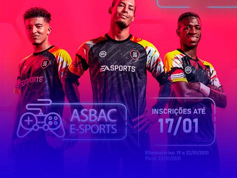 Asbac apresenta: Asbac E-Sports