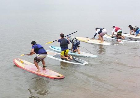 Jogos Internos do Bacen – Stand Up Paddle